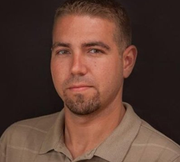 Senior Web Designer Mike Seesholtz
